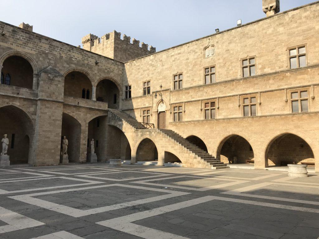 Citadelle Rhodes