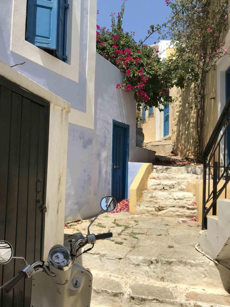 Village de Symi