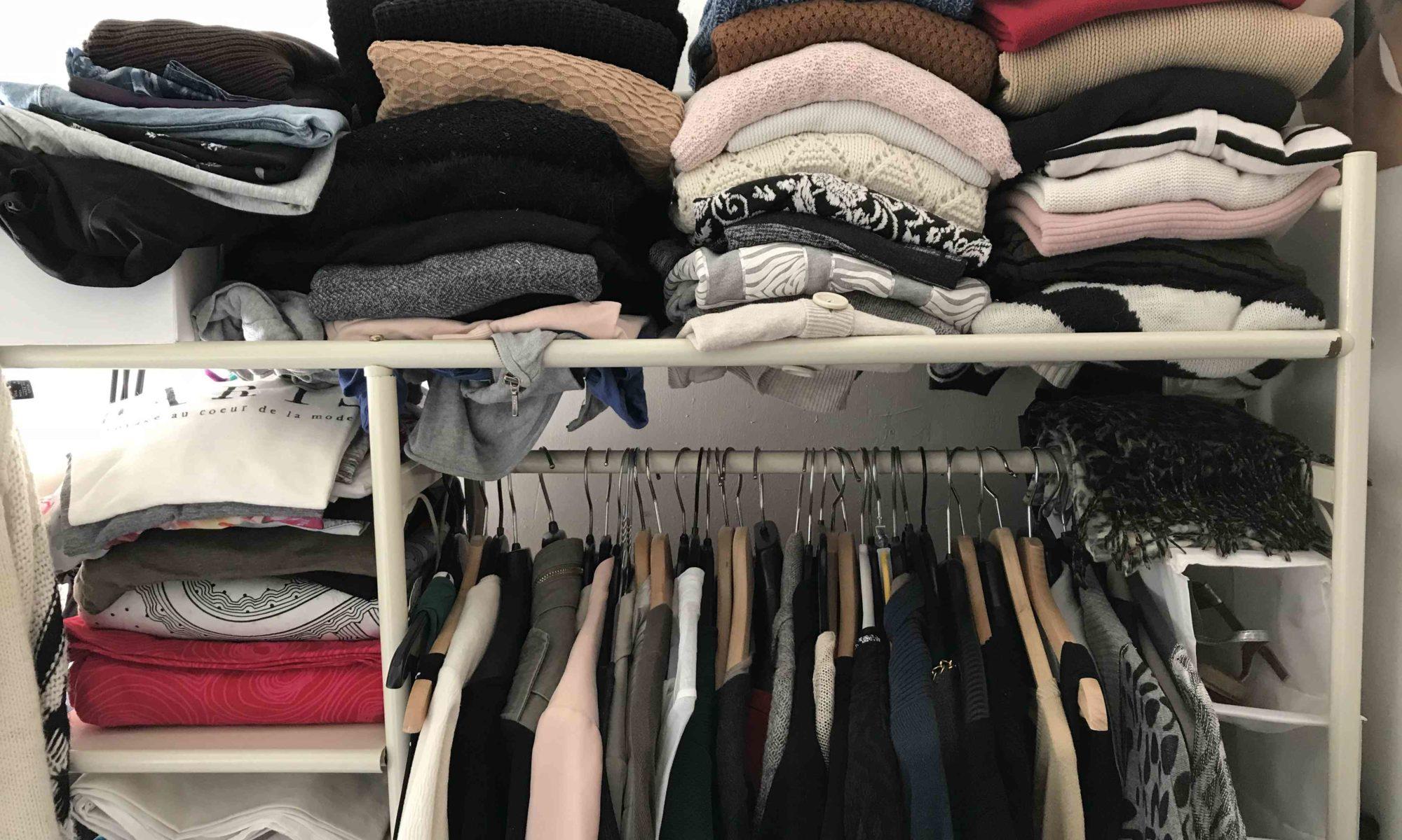 Vêtements à vendre