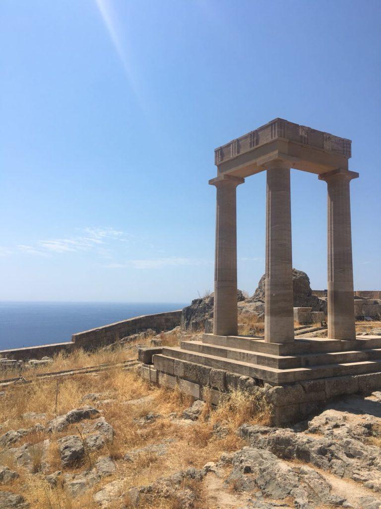 Acropole Lindos