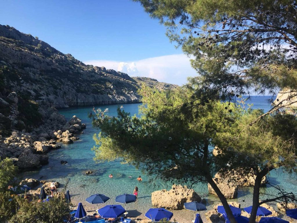 Anthony's Quinn Bay