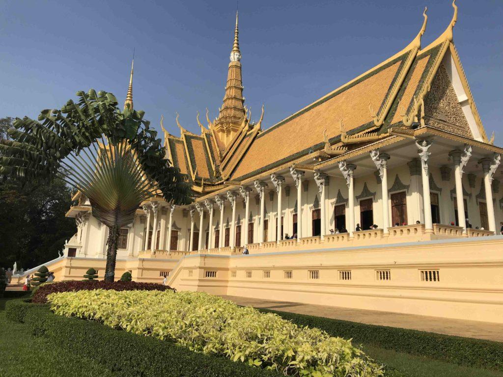 Paliais Royal à Phnom Penh