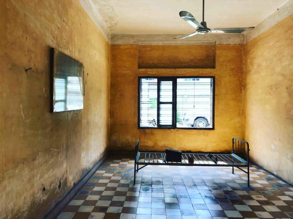 Musée du génocide Phnom Penh