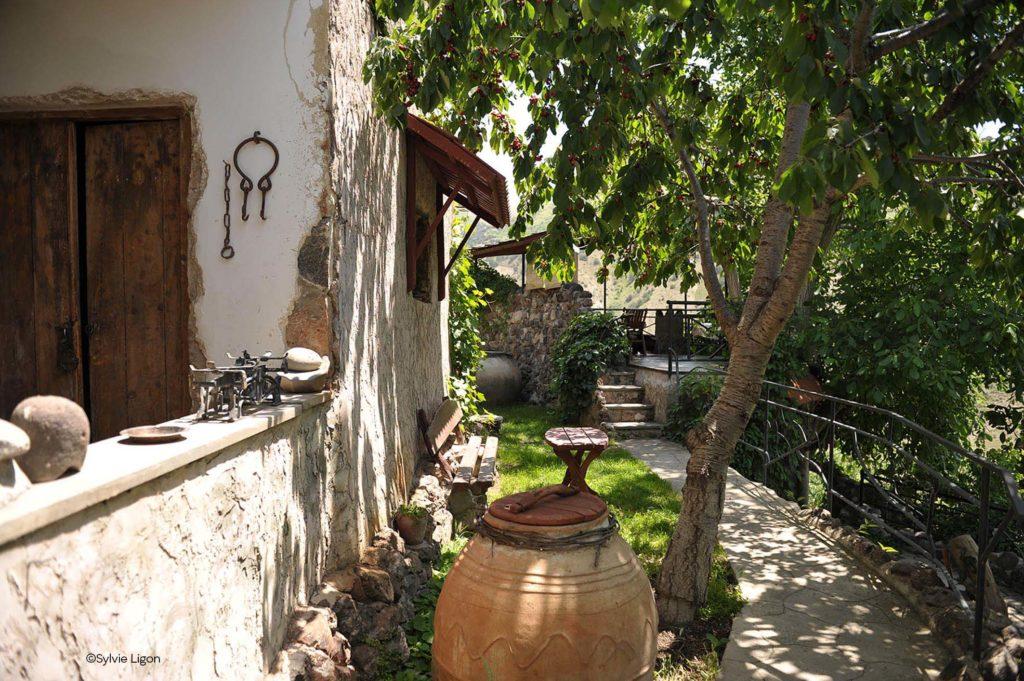 Chez l'habitant - Arménie