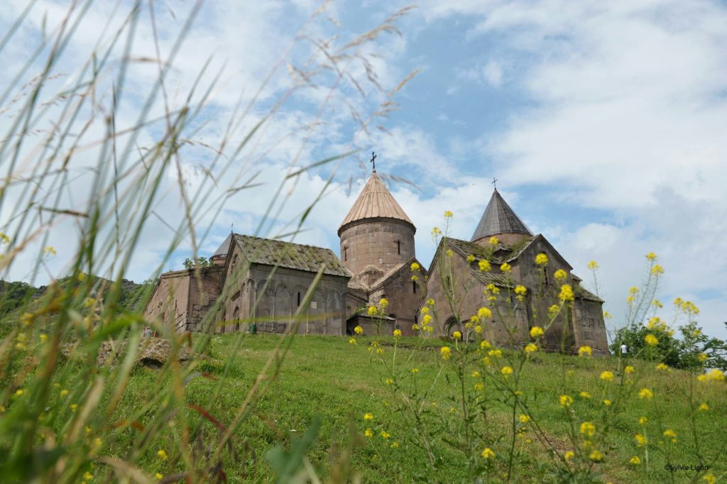Monastère Goshavank - Arménie