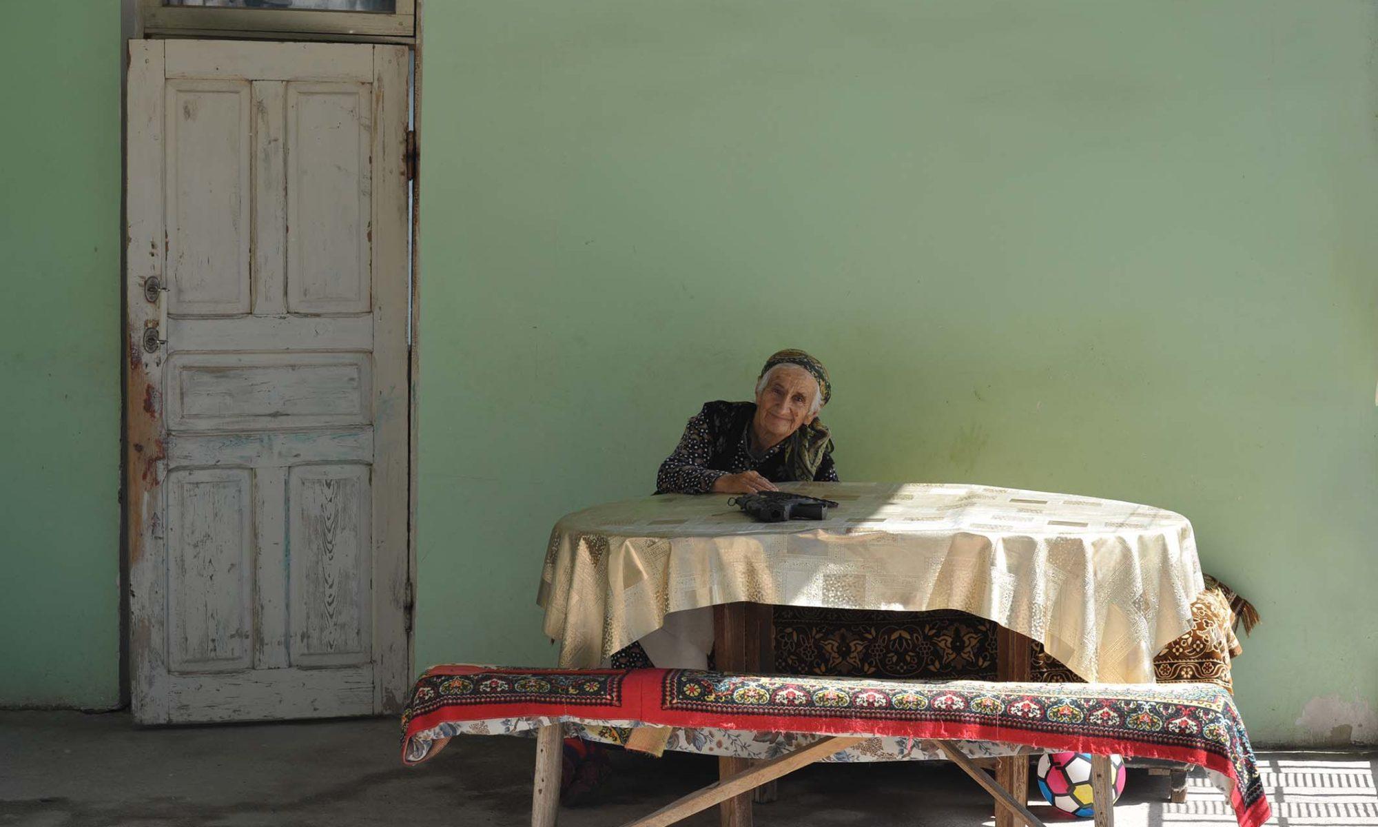 Intérieur d'une maison en Arménie