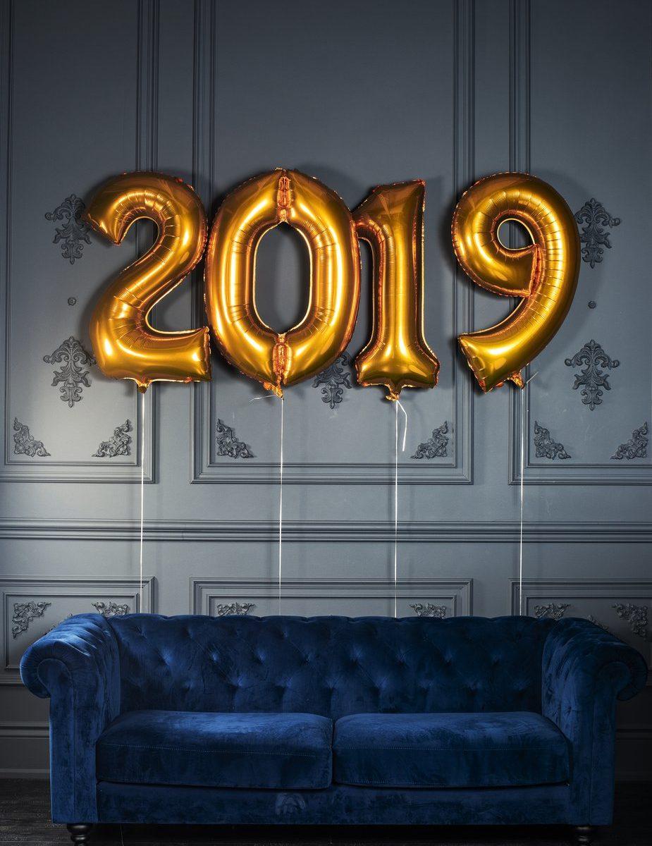Tendances déco 2019