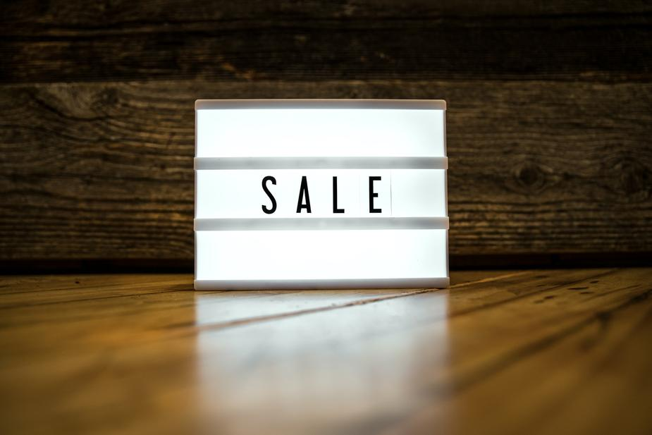 Panneau à vendre