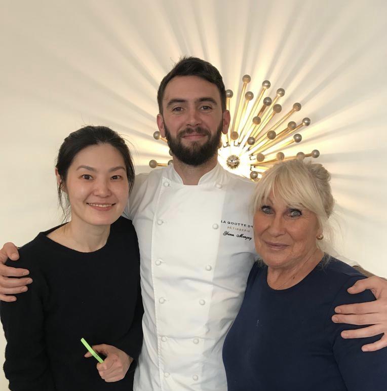Cours de pâtisserie avec Yann Menguy