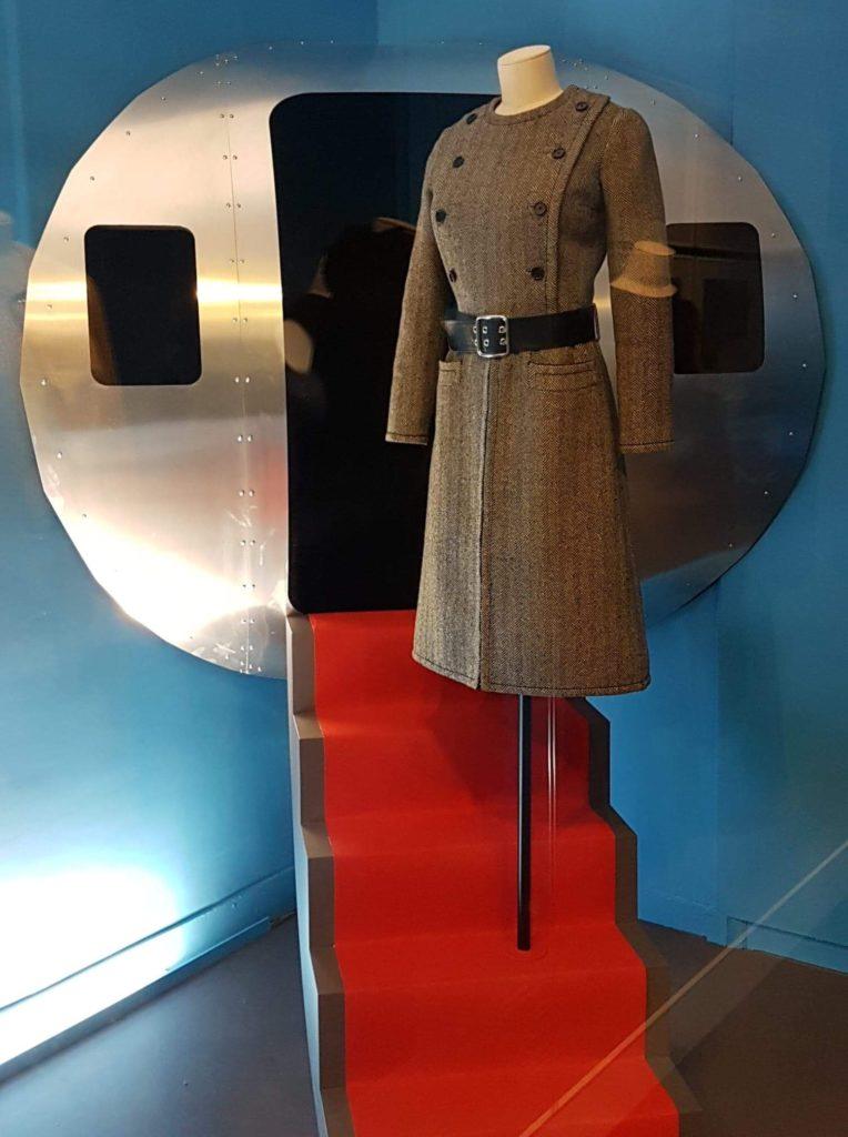 Intérieur Musée Dior - Granville
