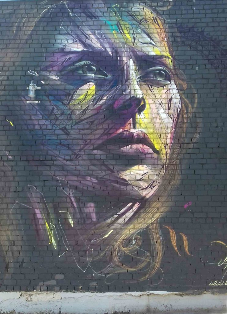 Street art à Talinn