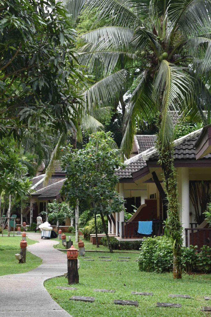 Hôtel Leaves à Khao Lak - Thaïlande