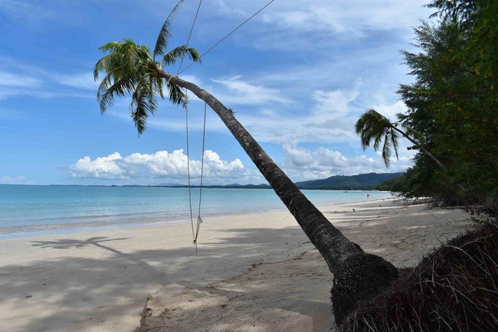 White sand beach - Thaïlande