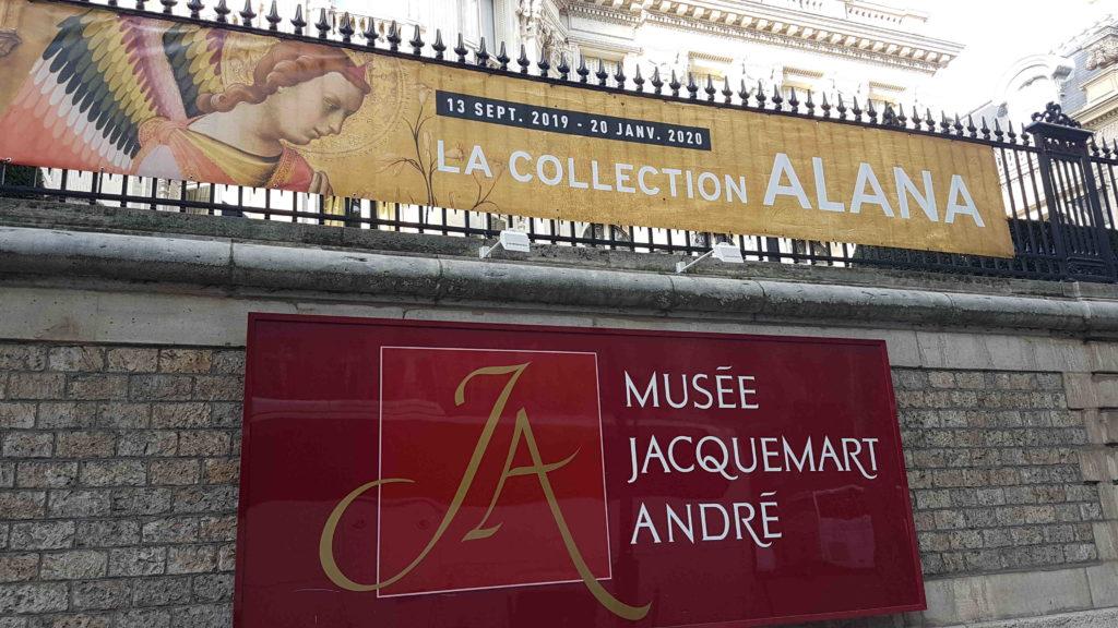 Affiche miusée Jacquemart André