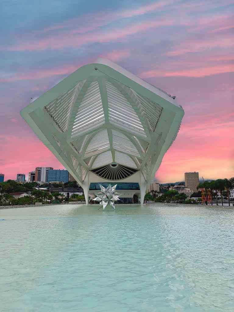 Musée de Demain -Rio
