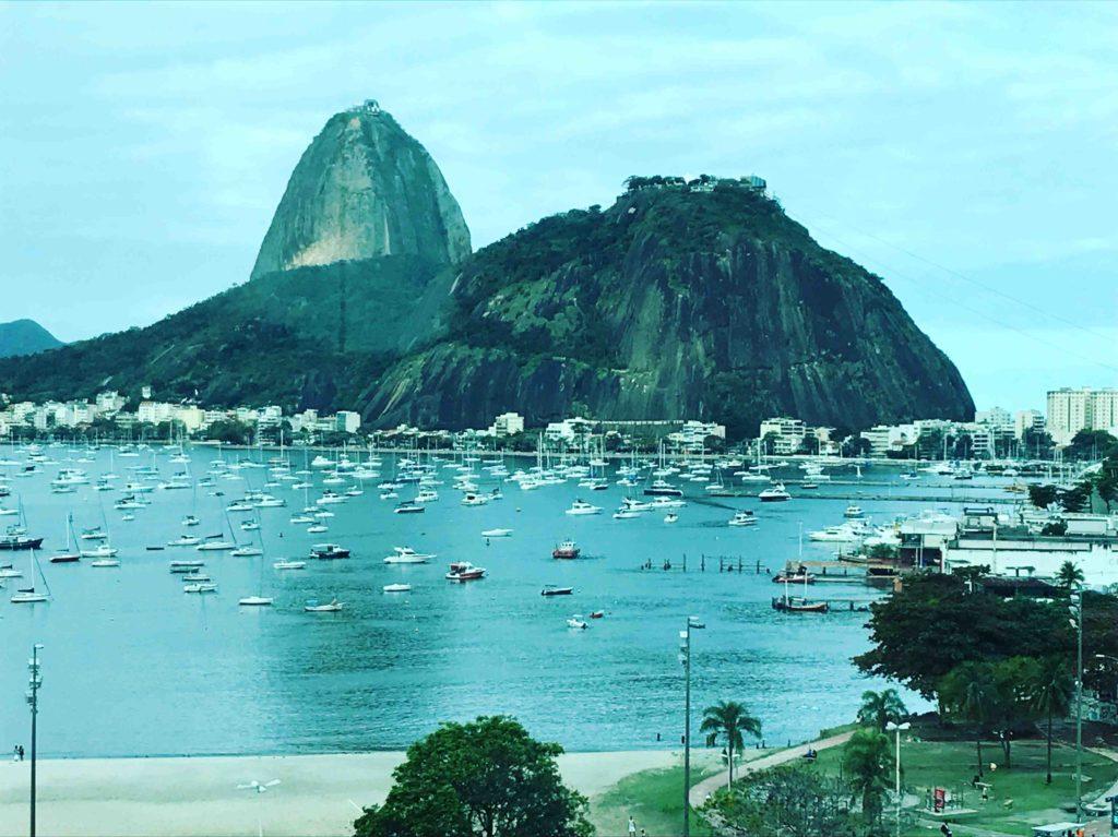 La Pain de Sucre - Rio