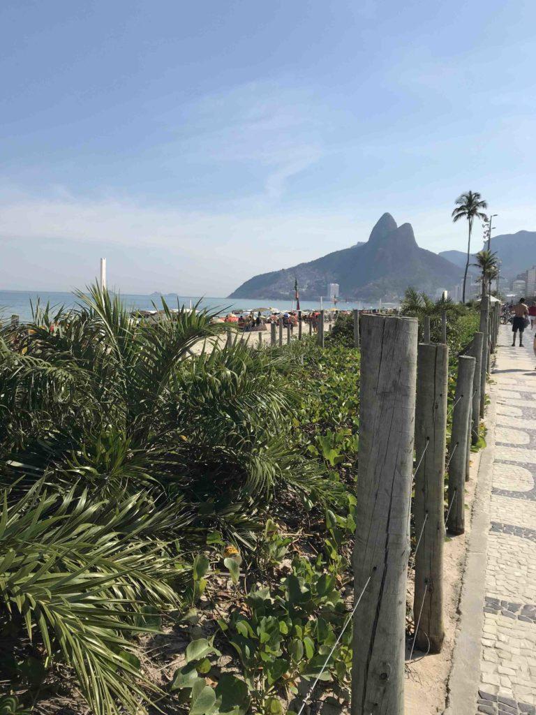 Plage d'Ipanema - Rio