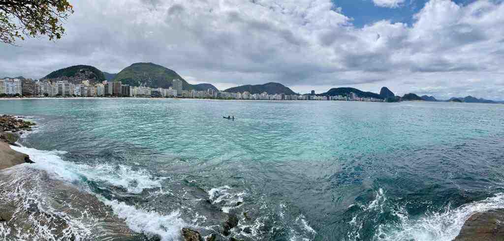 Baie de Copacabana - Rio