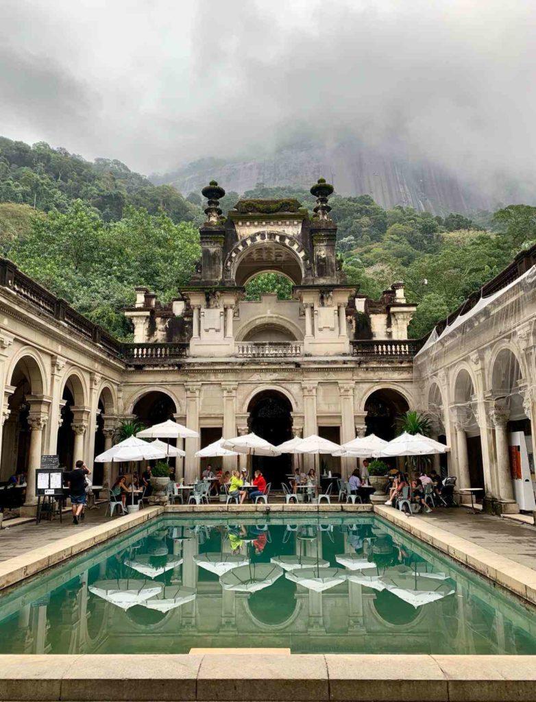 Parque Lage - Rio