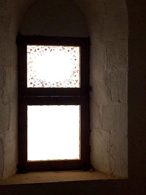 Fenêtre Guédelon