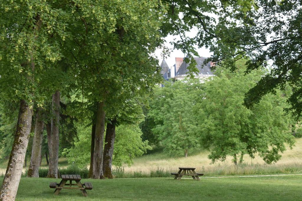 Parc de Méréville