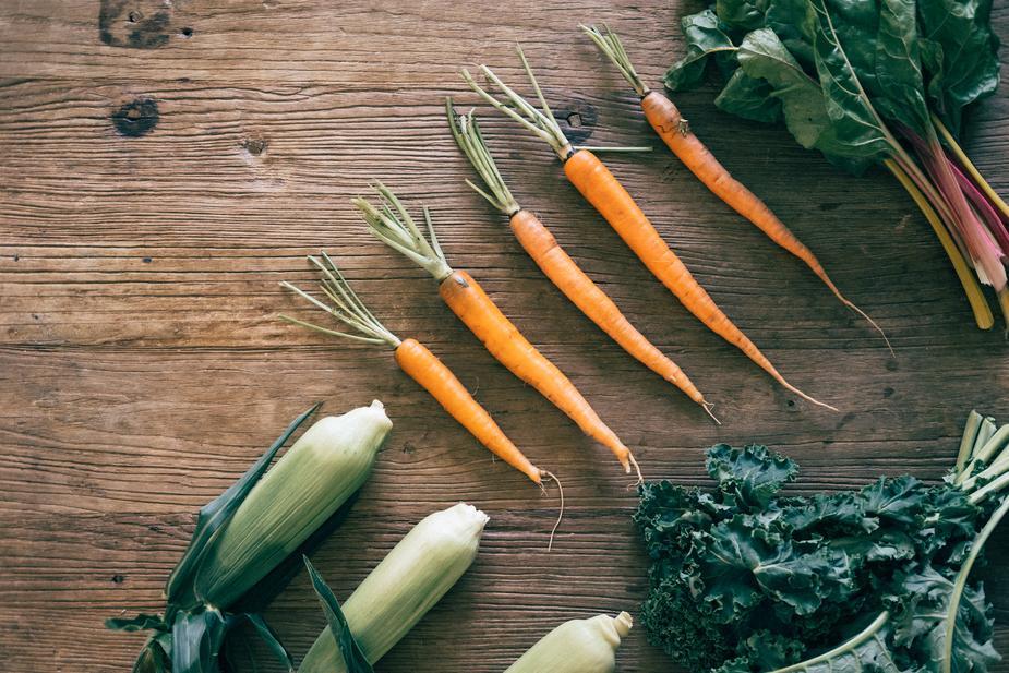Légumes d'hiver pour soupe