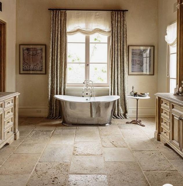 Déco salle de bain au naturel