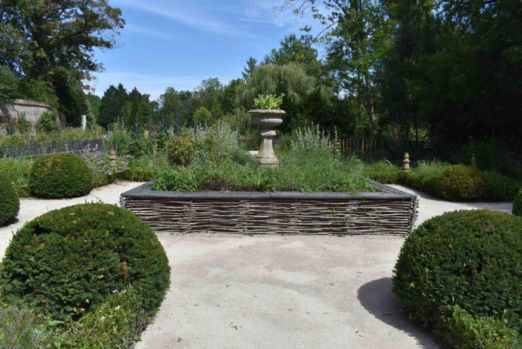 Jardin potager Domaine de Montauger